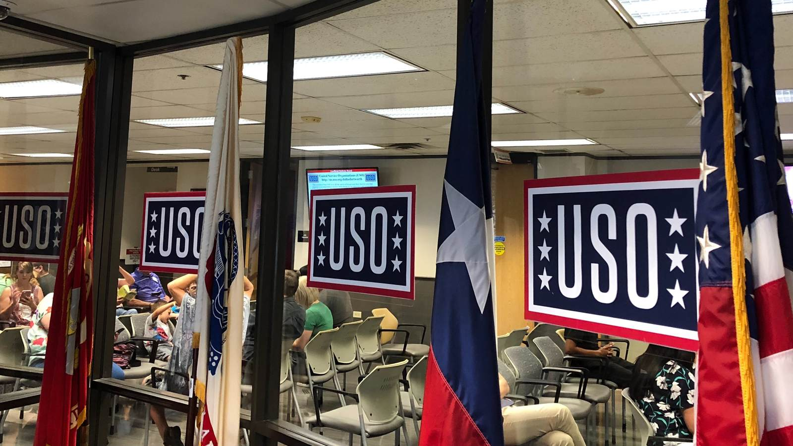 USO Dallas/Fort Worth